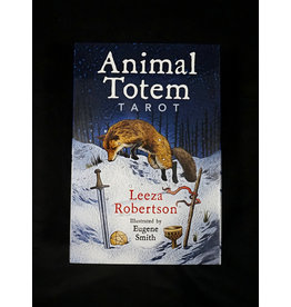 Animal Totem Tarot by Leeza Robertson