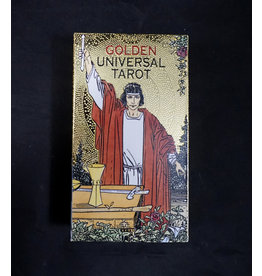 Golden Universal Tarot Deck by Lo Scarabeo