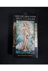 Golden Botticelli Tarot by Lo Scarabeo