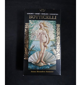 Golden Botticelli Tarot by Lo Scarabeo