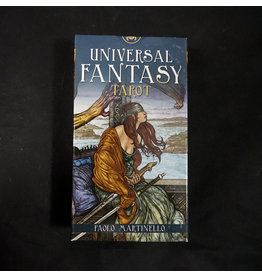 Universal Fantasy Tarot by Lo Scarabeo