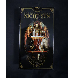 Night Sun Tarot by Fabio Listrani