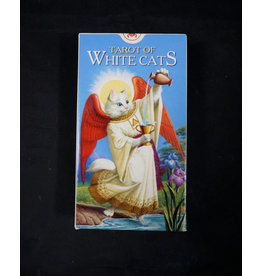 Tarot of White Cats by Lo Scarabeo