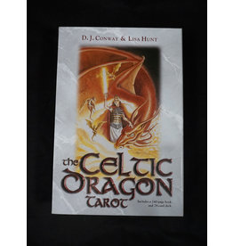 The Celtic Dragon Tarot Kit by D.J. Conway