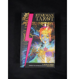 Starman Tarot Kit by Davide De Angelis