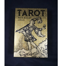 Tarot Black & Gold Edition by Arthur Edward Waite