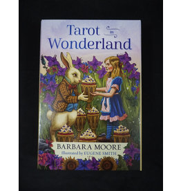 Tarot In Wonderland by Barbara Moore