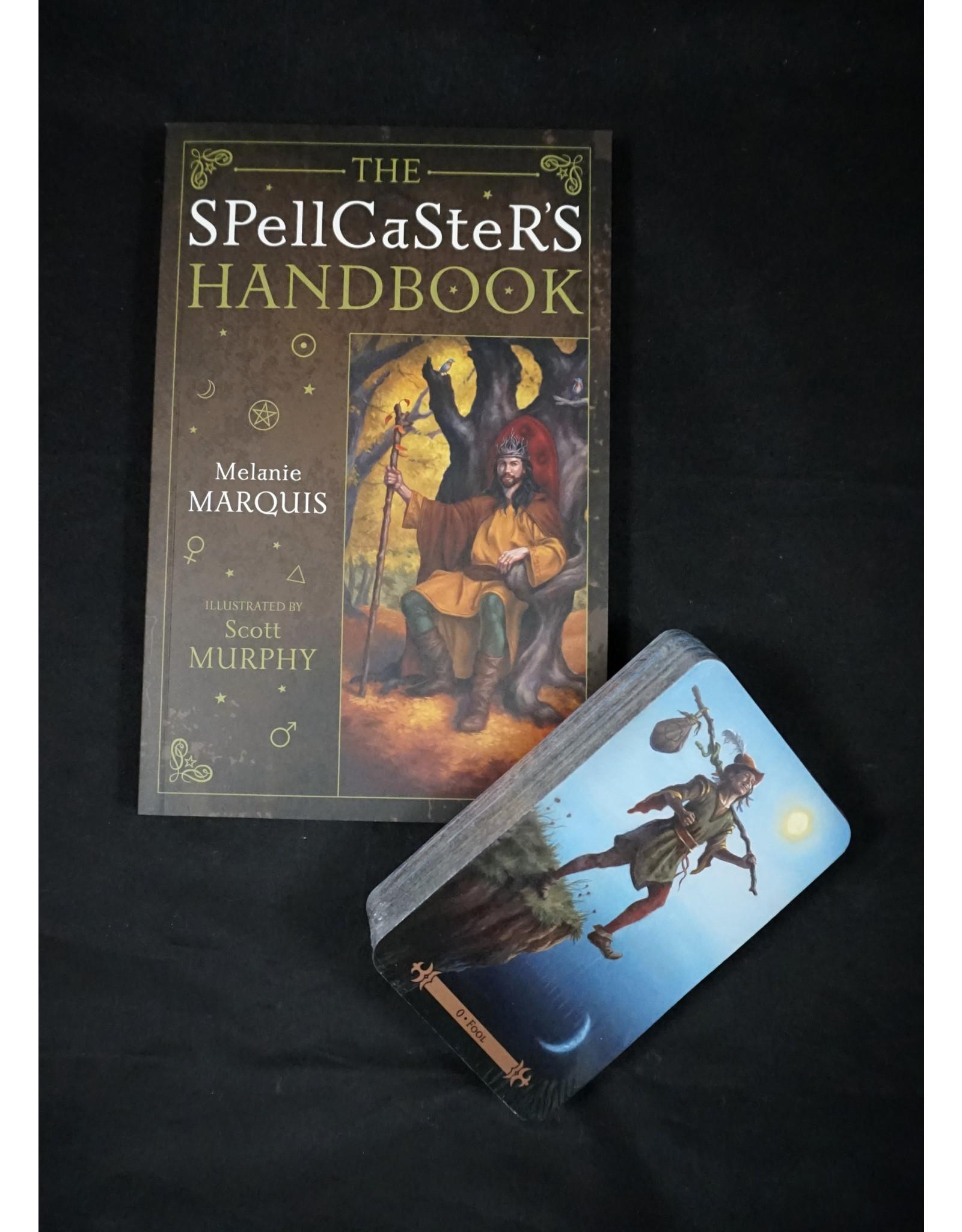 Modern Spellcaster's Tarot by Melanie Marquis