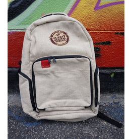 Raw Raw X Rolling Papers Backpack - Burlap