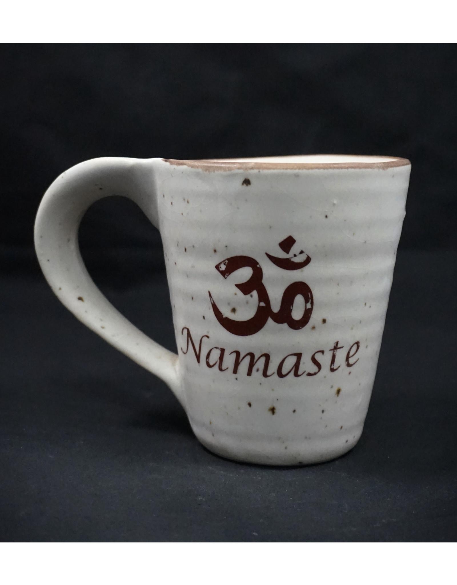 Ceramic Mug - Namaste