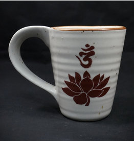 Ceramic Mug - Lotus