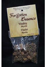 Forgotten Essence Resin Incense 1oz - Myrrh