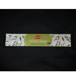 HEM White Masala Incense 15g