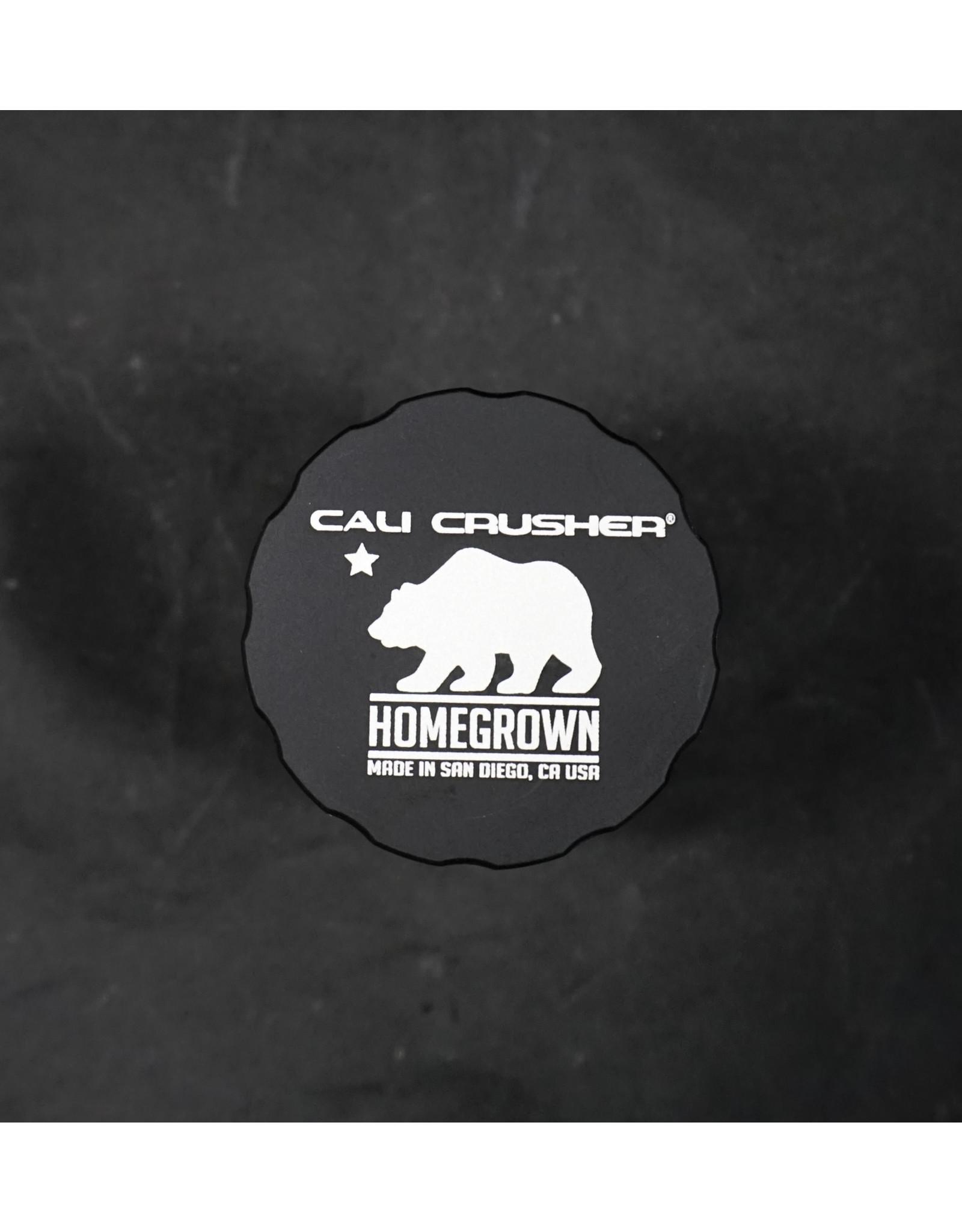 Cali Crusher Cali Crusher Homegrown 4pc Pocket - Black