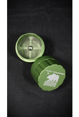 Cali Crusher Cali Crusher Homegrown 4pc Pocket - Green