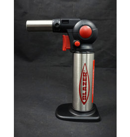 "Blazer Blazer Flexible Dual Flame Turbo Torch FX-1000 7.5"" - Red"