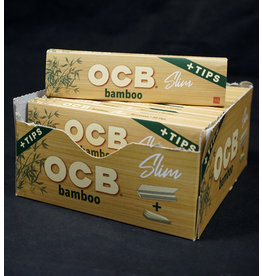OCB OCB Bamboo KS with Tips