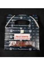 Satya Satya Backflow Cone Incense Palo Santo