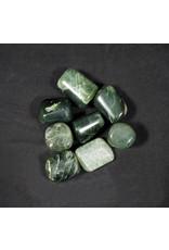 Green Kyanite Tumbled Stone