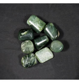 Green Kyanite Tumbled Stone