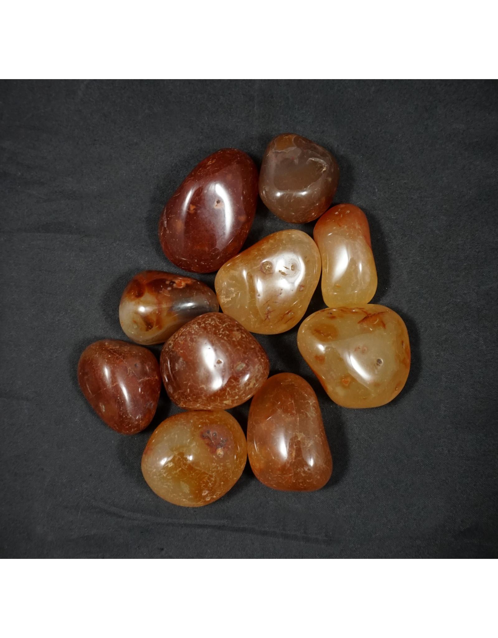 Carnelian Small Tumbled Stone