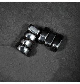 Magnetic Hematite Tumbled Stone