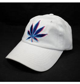 Be Lit Be Lit Dad Hat - 3D Leaf