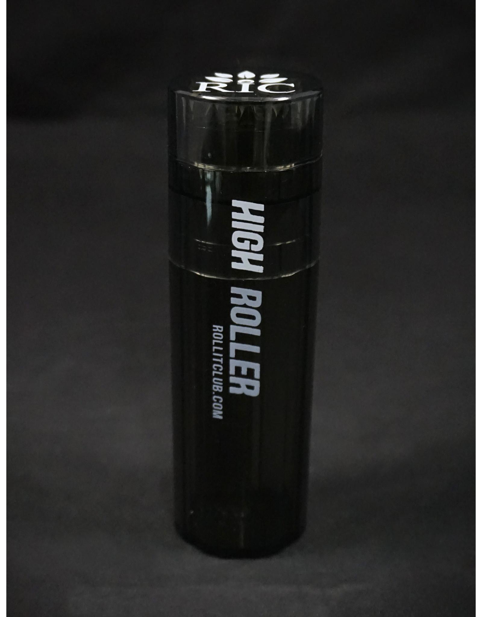 Highroller Grinder AndFastpack Cone Filler - Smoke