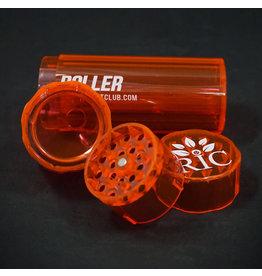 Highroller Grinder AndFastpack Cone Filler - Red