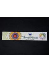 Green Tree Incense 15g - Tibetan Flowers