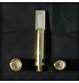 Ooze Ooze Slim Twist Pro Wax Atomizer - Gold