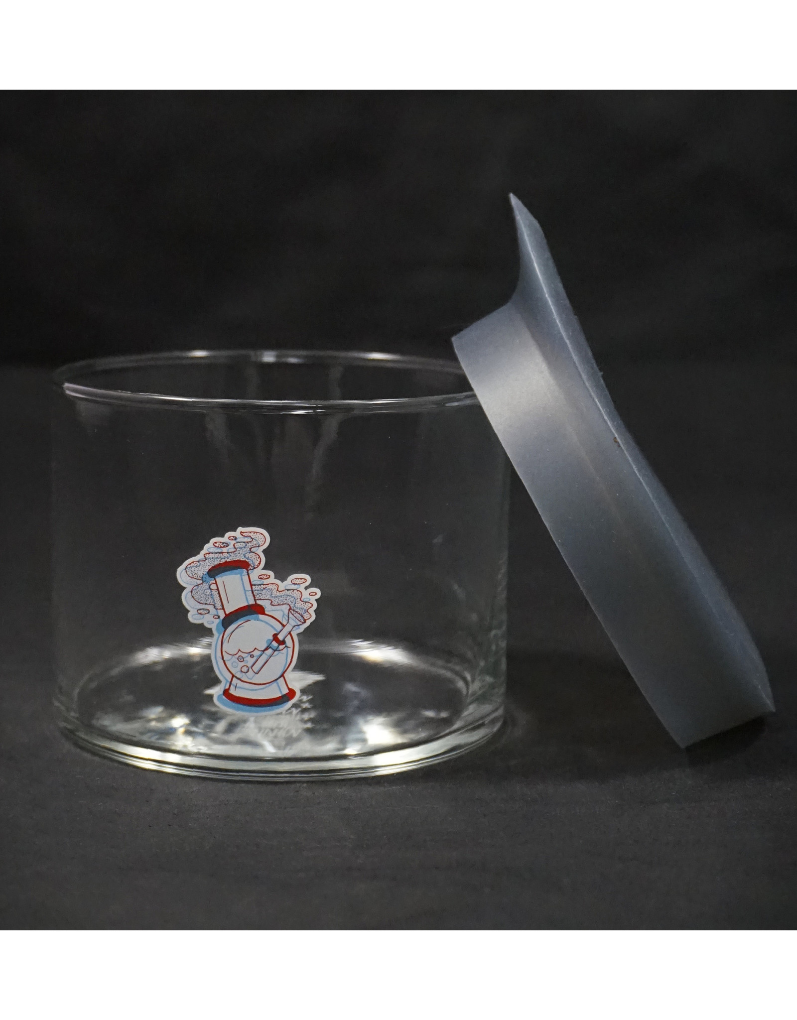 420 Science 420 Science Jars Small 3D Waterpipe Wide Mouth