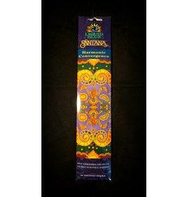 Liquid Blue - Santana Incense Harmonic Convergence