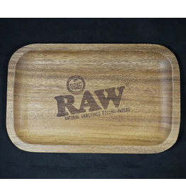 Raw Raw Wood Rolling Tray - Medium