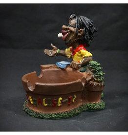 Rasta Man Legalize It Ashtray