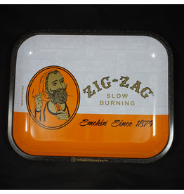 ZigZag Papers Zig Zag Slow Burn Classic Rolling Tray - Large