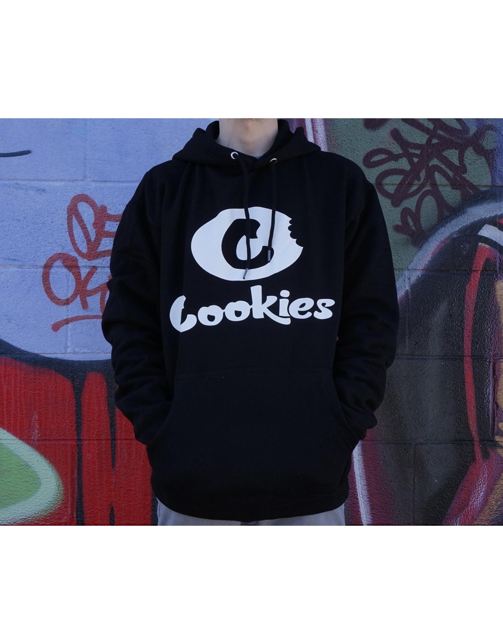 Cookies Hoodie Black -