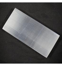 Selenite Charging Plate Medium Rectangle