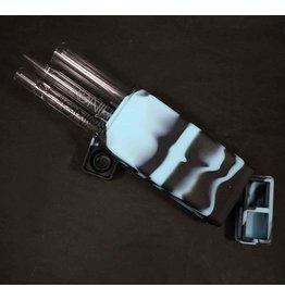 White Rhino Dab Kit Blue/Black