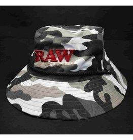 Raw Raw Smokermans Hat Camo - KS