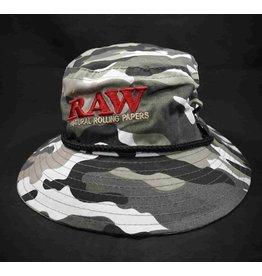 Raw Raw Smokermans Hat Camo - QT