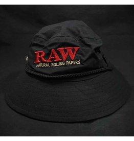 Raw Raw Smokermans Hat Black - QT