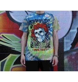 Alice Pop Art Light FantasyTie Dye Shirt -
