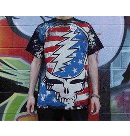 True Blue Havok SYF Black Grateful Dead Shirt -