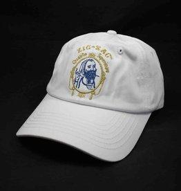 ZigZag Papers Zig-Zag Classic Hat - White