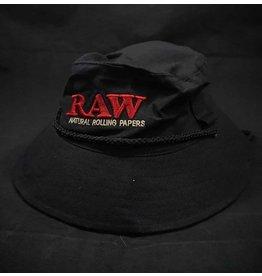 Raw Raw Smokermans Hat Black - KS