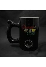 Ceramic Pipe Mug – Premium Roast & Toast Rasta