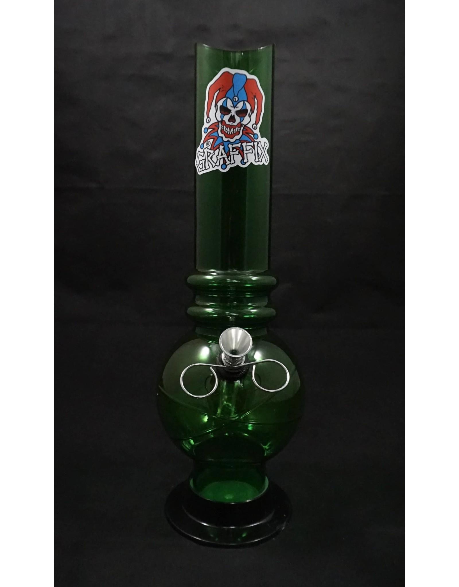Graffix Graffix 12 x 2 Bubble Green