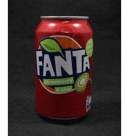 Fanta Fanta Strawberry Kiwi Germany