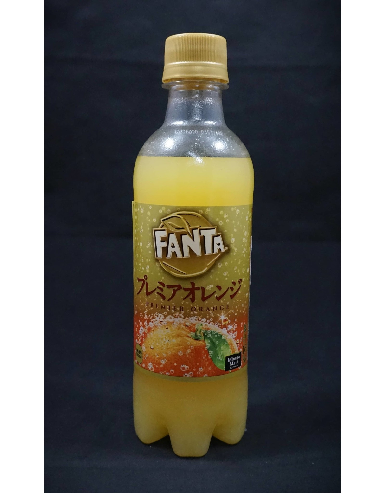 Fanta Fanta x Minute Maid Premier Orange Japan